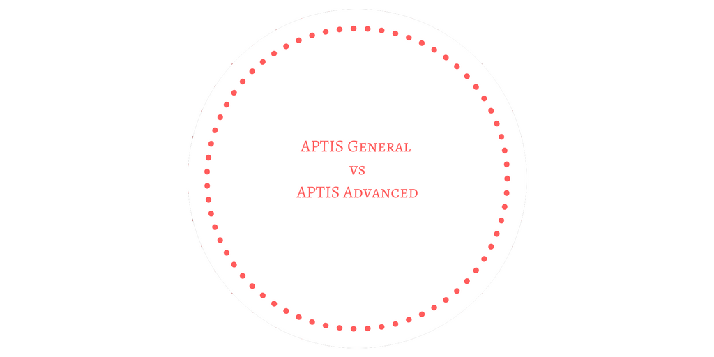APTIS for Teachers vs APTIS Advanced. Fyne Formación. Habilitación Lingüistica Profesores.