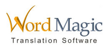 Logotipo Word Magic